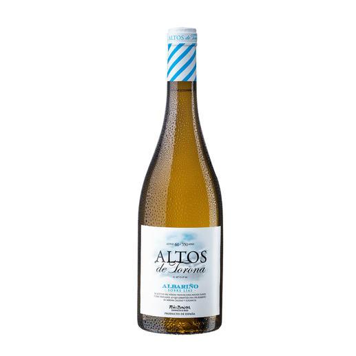 Albariño Sobre Lías 2016, Altos de Torona, Rías Baixas, Spanien - Einfach alles, was man von einem hervorragenden Albariño erwartet. Chapeau!