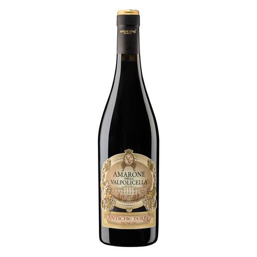 Amarone Antiche Terre 2014, Valpolicella, Venetien, Italien - Jahrzehnte Traubenlieferant für die renommierten Kellereien. Jetzt der Geheimtipp.