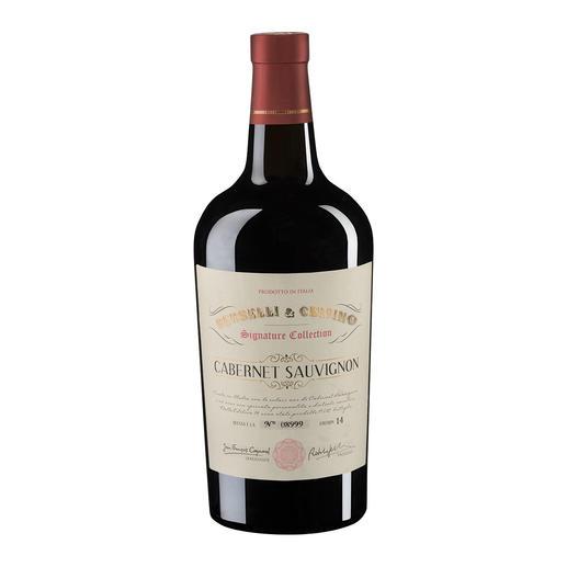 Berselli & Gerbino Cabernet Sauvignon 2015, Alma Wines, Vino varietale, Italien Qualität statt bürokratischer Fesseln.