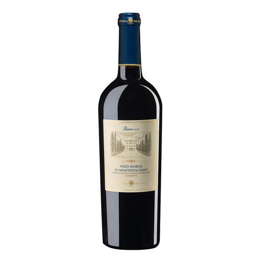 Vino Nobile di Montepulciano Riserva 2013, Fattoria del Cerro, Toskana, Italien - Jahrgang 2012: Drei Gläser im Gambero Rosso 2017. Jahrgang 2013 noch besser?