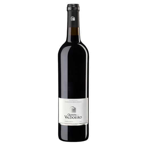 """Quinta do Valdoeiro 2012, Sociedade Agricola e Comercial dos Vinhos Messias, S.A., Bairrada, Portugal - """"Ein Überflieger, (…) und eine Menge Wein fürs Geld."""" (Robert Parker, Wine Advocate 227, 10/2016)"""
