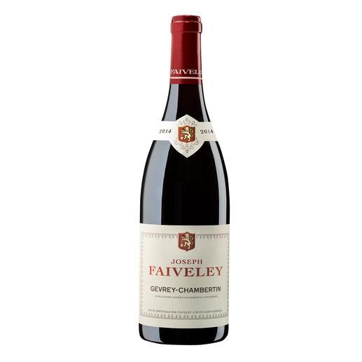 Gevrey-Chambertin 2014, Domaine Faiveley, Burgund, Frankreich Gevrey-Chambertin – ein großer Wein. Zu einem erfreulich günstigen Preis.