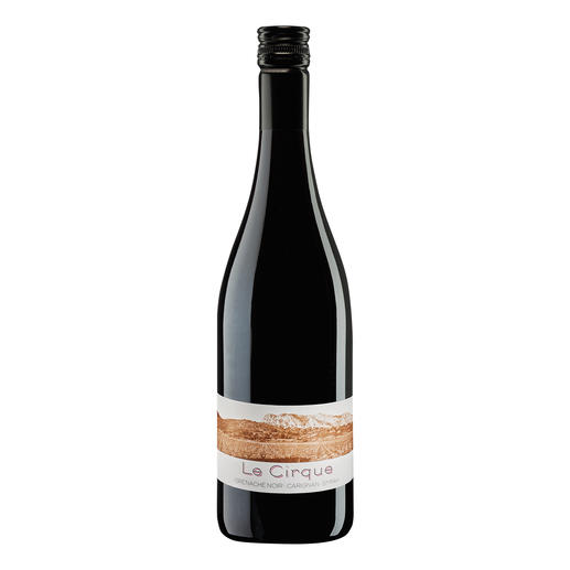"""Le Cirque 2016, Vignerons de Tautavel Vingrau, Côtes Catalanes, Frankreich """"Ein heißer Weinwert."""" (Robert Parker, Wine Advocate 230, 04/2017 über den Jahrgang 2015)"""