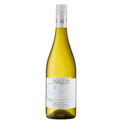 """Chenin-Chardonnay 2017, Côtes de Gascogne, Frankreich - """"Der beste Weißwein aus Frankreich."""" (Von mehr als 50 französichen Weißweinen, Mundus Vini Frühjahrsverkostung 2014, www.mundusvini.com über den jahrgang 2013)"""