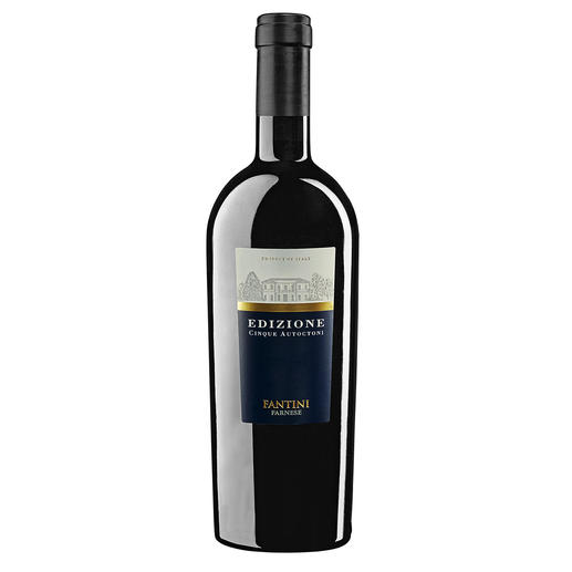Cinque Autoctoni 2015, Abruzzen, Italien - 99 Punkte von Luca Maroni. (Guia dei Vini Italiani 2018)