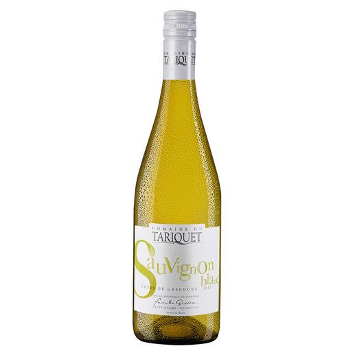 Tariquet Sauvignon Blanc 2017, Domaine du Tariquet, Côtes de Gascogne, Frankreich Der Weißwein des Jahres aus Frankreich (Weinwirtschaft 01/2012 über den Jahrgang 2011)