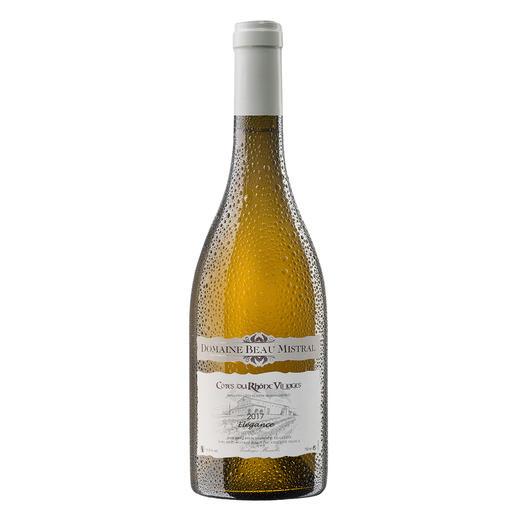 Beau Mistral Blanc 2017, Domaine Beau Mistral, Rhône, Frankreich - 94 Punkte von Robert Parker. (Robert Parker, Wine Advocate 228, 12/2016 über den Jahrgang 2015)