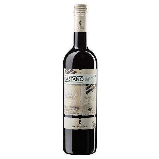 """Castaño Monastrell 2016, Bodegas Castaño, Yecla, Spanien - """"Der ist fast zu gut für den Preis. Wow!"""" (Robert Parker. Wine Advocate 234, 12/2017)"""