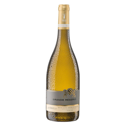 Muscadet Grande Reserve 2017, Domaine Salmon, Loire, Frankreich 95 (!) Punkte bei den Decanter World Wine ­Awards 2018. (www.decanter.com)