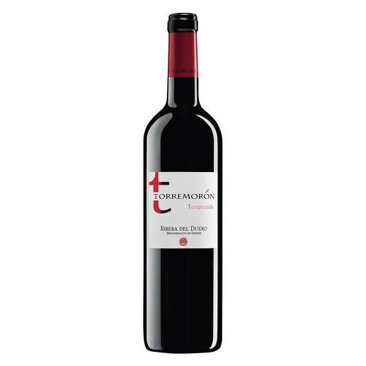 Torremorón Joven 2017, Bodegas Torremorón, Ribera del Duero, Spanien Ribera del Duero. 92 Punkte von Robert Parker für den Jahrgang 2011. (Wine Advocat 202, 06/2012)