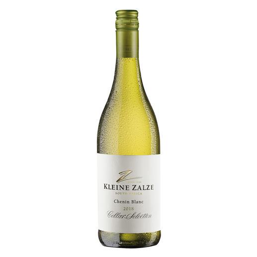 Kleine Zalze Chenin Blanc 2018, Stellenbosch, Südafrika Der beste Weißwein Südafrikas. Von 50 verkosteten Weißweinen aus Südafrika. (Mundus Vini Sommerverkostung 2015 über den Jahrgang 2015)
