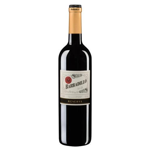 """Barbadillo Reserva 2013, Bodegas Pirineos, Somontano, Spanien Der """"beste Rotwein Spaniens"""". Unter 549 (!) Konkurrenten. (Mundus Vini Sommerverkostung 2016 über den Jahrgang 2011)"""