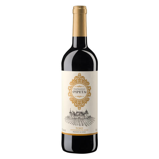 Pipeta Tempranillo 2014, Del Vino al Agua, Toro, Spanien - 91 Punkte vom Wine Enthusiast. (www.winemag.com, 11.01.2016)