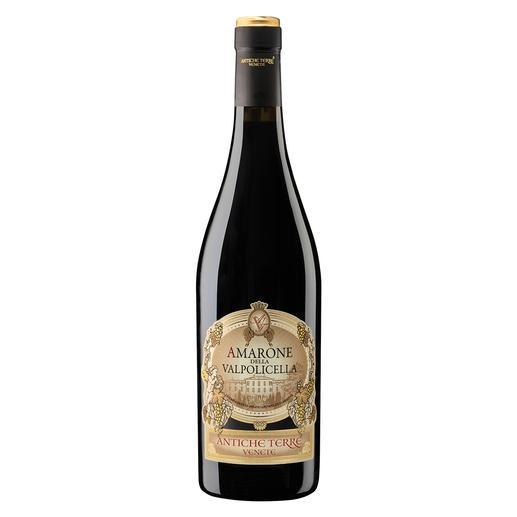 Amarone Antiche Terre 2015, Valpolicella, Venetien, Italien - Jahrzehnte Traubenlieferant für die renommierten Kellereien. Jetzt der Geheimtipp.