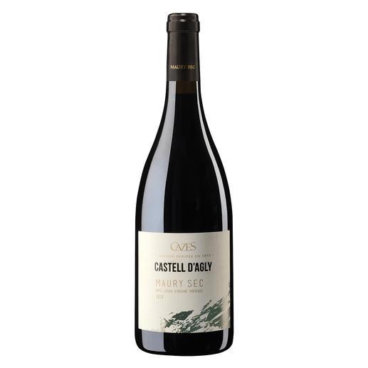 """Maury Sec 2016, Domaine Cazes, Maury, Frankreich """"Ein brillanter Weinwert. 92 Punkte."""" (Robert Parker, Wine Advocate 230, 04/2018)"""