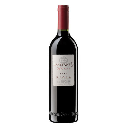 """Lealtanza Reserva 2012, Bodegas Altanza, Rioja, Spanien - 97 Punkte im Decanter. (""""Decanter Asia Wine Award 2018"""")"""