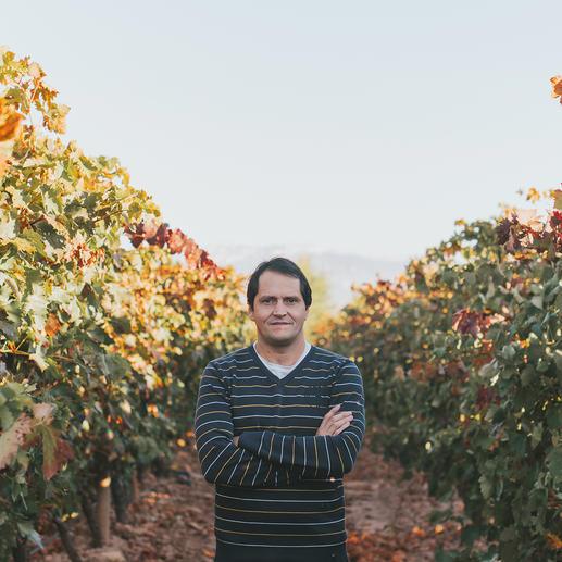 Weinmacher Carlos Ferreiro
