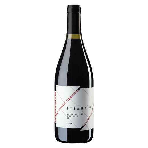 """Montepulciano d`Abruzzo """"Bisanzio"""" 2017, Citra, Abruzzen, Italien - """"3-Gläser-Weine"""" machten ihn berühmt. Wirklich sensationell aber ist dieser Montepulciano."""