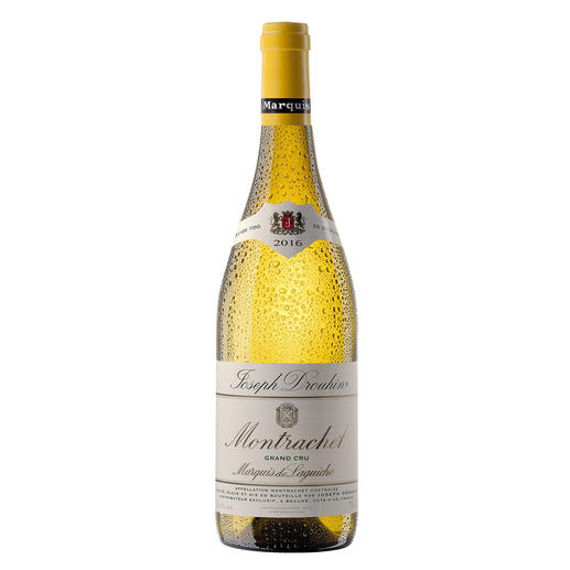 "Montrachet ""Marquis de Laguiche"" 2016, Joseph Drouhin, Burgund, Frankreich Der wohl berühmteste Weißwein der Welt."