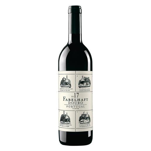 Fabelhaft Tinto 2017, Niepoort, Douro, Portugal Dirk van der Niepoorts Meisterstück. Dreimal Rotwein des Jahres. (Weinwirtschaft Ausgaben 1/2010, 1/2012 und 1/2016)