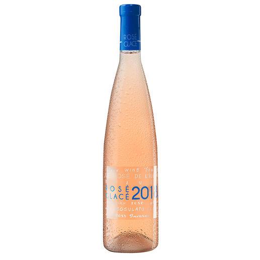 Rosé Glacé 2018, Vigneron de L´Ile de Beauté, Korsika, Frankreich - Trocken. Nur 11,5 % Alkohol. Aber 100 % Genuss.