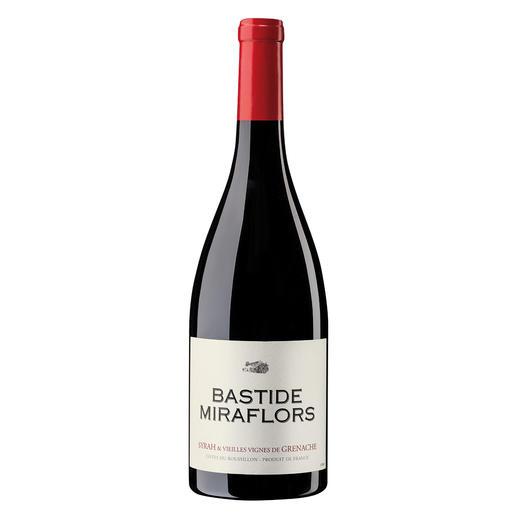 """Bastide Miraflors 2016, Domaine Lafage, Roussillon, Frankreich """"… fast zu schön um wahr zu sein. 94 Punkte."""" (Jeb Dunnuck, www.jebdunnuck.com, November 2018)"""