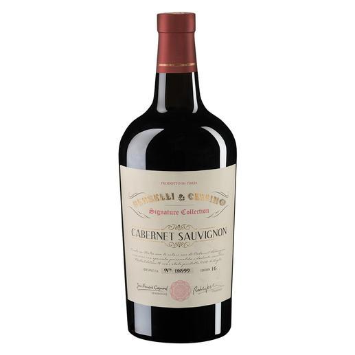 Berselli & Gerbino Cabernet Sauvignon 2016, Alma Wines, Italien - Qualität statt bürokratischer Fesseln.