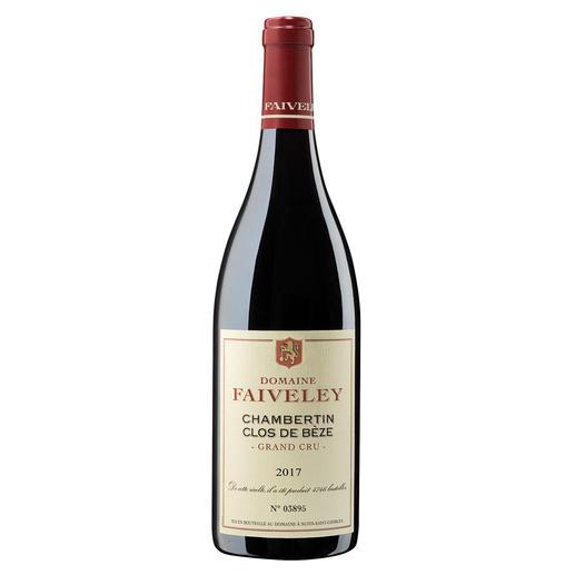 Chambertin Clos de Bèze Grand Cru 2017, Domaine Faiveley, Burgund, Frankreich - Le Chambertin. Der Lieblingswein von Kaiser Napoléon.