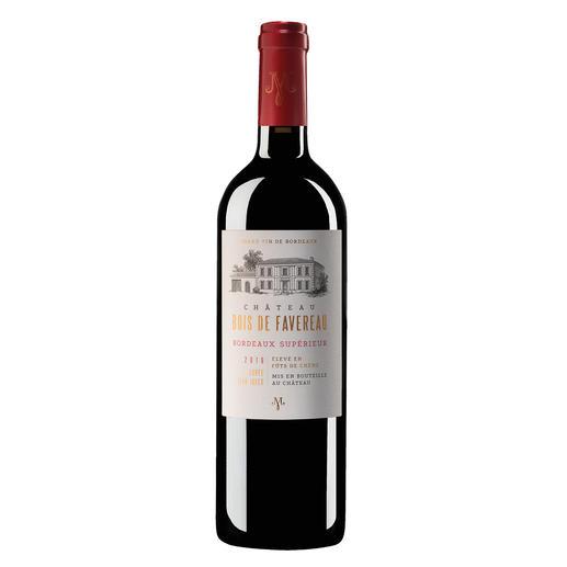 Château Bois de Favereau 2016, Bordeaux Supérieur, Frankreich Endlich ein samtweicher, sofort trinkreifer (und erfreulich preiswerter) Bordeaux.