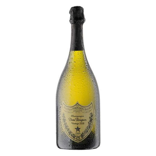 Dom Pérignon 2008, Champagne, Frankreich - Der wohl berühmteste Champagner der Welt.