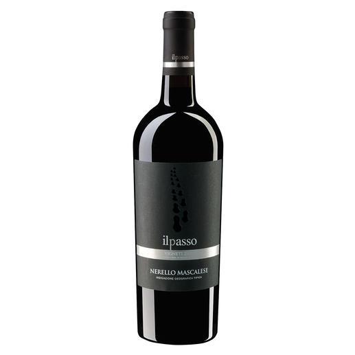 Il Passo 2018, Vigneti Zabu, Sizilien, Italien - Filippo Baccalaros Lieblingswein ist keineswegs der, der die meisten Punkte erhielt.
