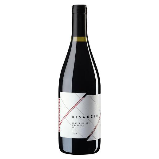 """Montepulciano d`Abruzzo """"Bisanzio"""" DOC 2019, Citra, Abruzzen, Italien """"3-Gläser-Weine"""" machten ihn berühmt. Wirklich sensationell aber ist dieser Montepulciano."""