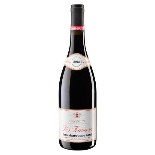 Ventoux Rouge 2018, Paul Jaboulet, Côtes du Rhône, Frankreich Von einem 100-Punkte-Winzer. Und einem Koch mit 26 Michelin-Sternen.