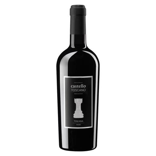 "Castello Toscano IGT 2017, Riolite Vini Srl, Toskana, Italien ""Einer der besten Rotweine des Jahres. 99 Punkte."" (Luca Maroni, Annuario dei Migliori Vini Italiani 2019)"