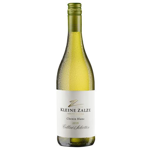 Kleine Zalze Chenin Blanc 2019, Stellenbosch, Südafrika Der beste Weißwein Südafrikas. Von 50 verkosteten Weißweinen aus Südafrika. (Mundus Vini Sommerverkostung 2015 über den Jahrgang 2015)