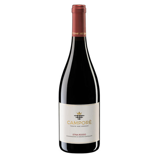 Etna Rosso 2016, Campore Tenute San Lorenzo, Sizilien, Italien Der Geheimtipp eines großen Weinmachers. (Noch) erfreulich erschwinglich.