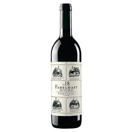 Fabelhaft Tinto 2018, Niepoort, Douro, Portugal - Dirk van der Niepoorts Meisterstück. Dreimal Rotwein des Jahres. (Weinwirtschaft Ausgaben 1/2010, 1/2012 und 1/2016)