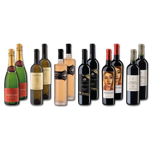 Testpaket - Neuzugänge Sommer 2020 12 Flaschen à 0,75 l
