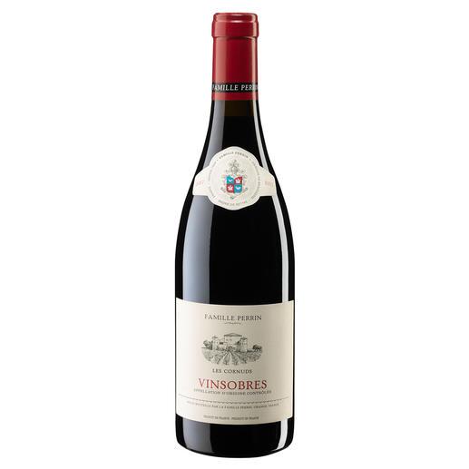 Vinsobres 2017, Famille Perrin, Vinsobres, Frankreich - Der Rotwein des Jahres. (Weinwirtschaft Ausgabe 1/2020)