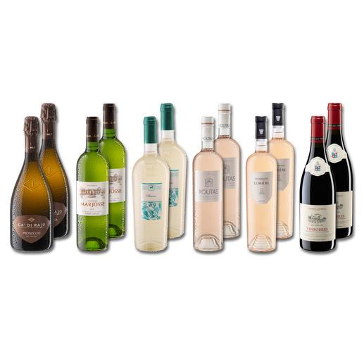 Testpaket - Neuzugänge Herbst 2020 12 Flaschen à 0,75 l