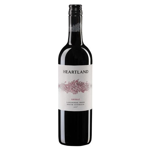 """Heartland Shiraz 2017, Heartland Wines, Langhorne Creek, Australien - Der Sieger unserer Wine Competition """"Shiraz bis 15 Euro, Oktober 2016"""" (Von 51 verkosteten Weinen unter 15 Euro aus der Rebsorte Shiraz.)"""