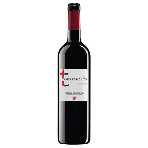 Torremorón Joven 2019, Bodegas Torremorón, Ribera del Duero, Spanien Ribera del Duero. 92 Punkte von Robert Parker für den Jahrgang 2011. (Wine Advocat 202, 06/2012)
