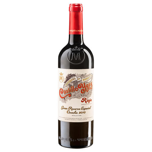 "Castillo Ygay 2010, Marqués de Murrieta, Rioja, Spanien Der 100 Punkte Rioja. ""Einfache Rechnung: kaufen, was geht."" (Falstaff, World-Champions-Verkostung, 17.04.2020)"