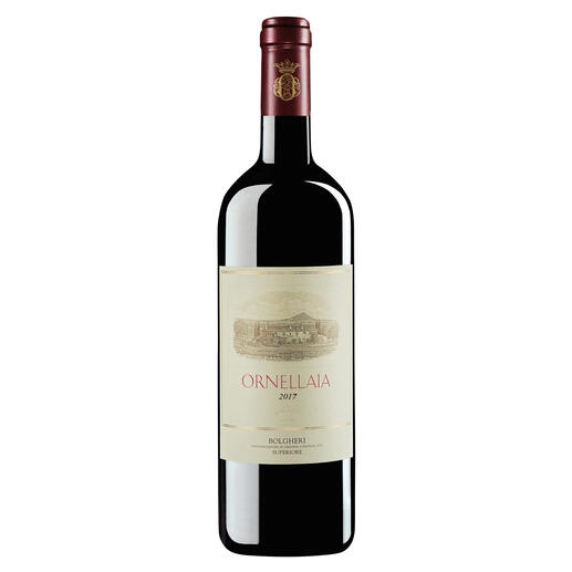 "Ornellaia 2017, Tenuta dell`Ornellaia, Bolgheri, Toskana, Italien ""… perfekte Harmonie."" (Robert Parker, The Wine Advocate, 21th May 2020)"