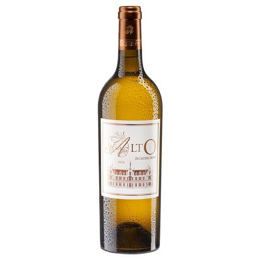 AltO de Cantenac Brown 2018, Château Cantenac Brown, Bordeaux, Frankreich Der Preis-Genuss-Sieger unter den 16 besten weißen Bordeaux aus 2018. (www.decanter.com, Best Bordeaux dry whites of 2018, 27.04.2019)