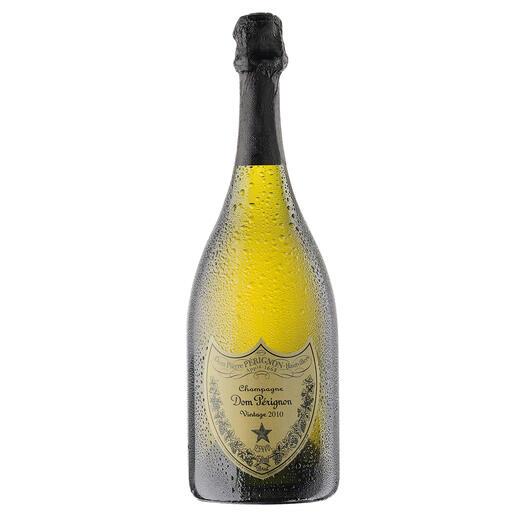 Dom Pérignon 2010, Champagne, Frankreich Der wohl berühmteste Champagner der Welt.