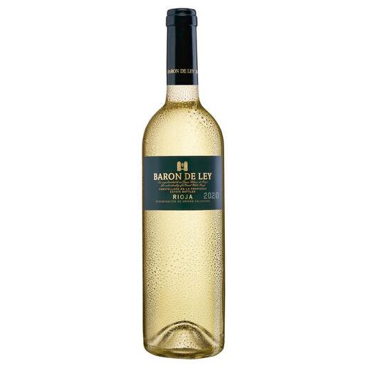 Rioja Blanco 2020, Baron de Ley, Rioja, Spanien Der weiße Rioja: kaum bekannt. Und daher (noch) erfreulich günstig.
