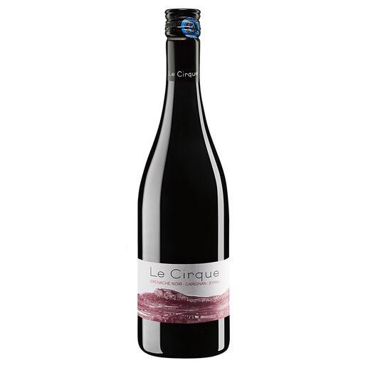 """Le Cirque 2018, Vignerons de Tautavel Vingrau, Côtes Catalanes, Frankreich """"Ein heißer Weinwert."""" (Robert Parker, Wine Advocate 230, 04/2017 über den Jahrgang 2015)"""
