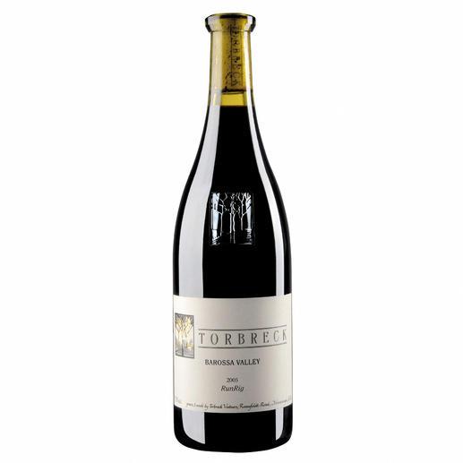 Run Rig 2005, Torbreck, Barossa Valley, Australien - Ganz nah an der Perfektion. 98+ Punkte Robert Parker. (www.robertparker.com, Wine Advocate 181, 02/2009)