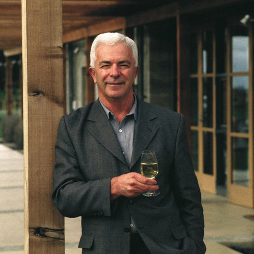 Weinmacher George Fistonich